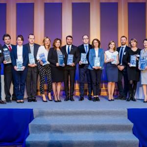 Nagrody główne w głosowaniu jury przyznano w 12 kategoriach; najlepszy produkt wybrali  w tym roku także internauci. Fot. Paweł Ławreszuk.
