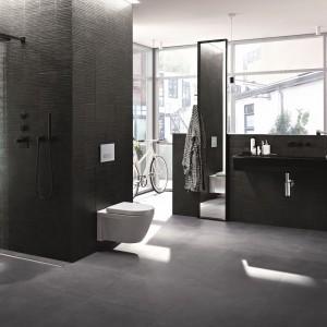 Odpływ prysznicowy CleanLine firmy Geberit zdobył nagrodę główną w kategorii Instalacje Łazienkowe. Fot. Geberit.