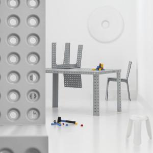 Projektanci dumnie porównują technologię 3+ do klocków Lego. Fot. Zieta Prozessdesign.