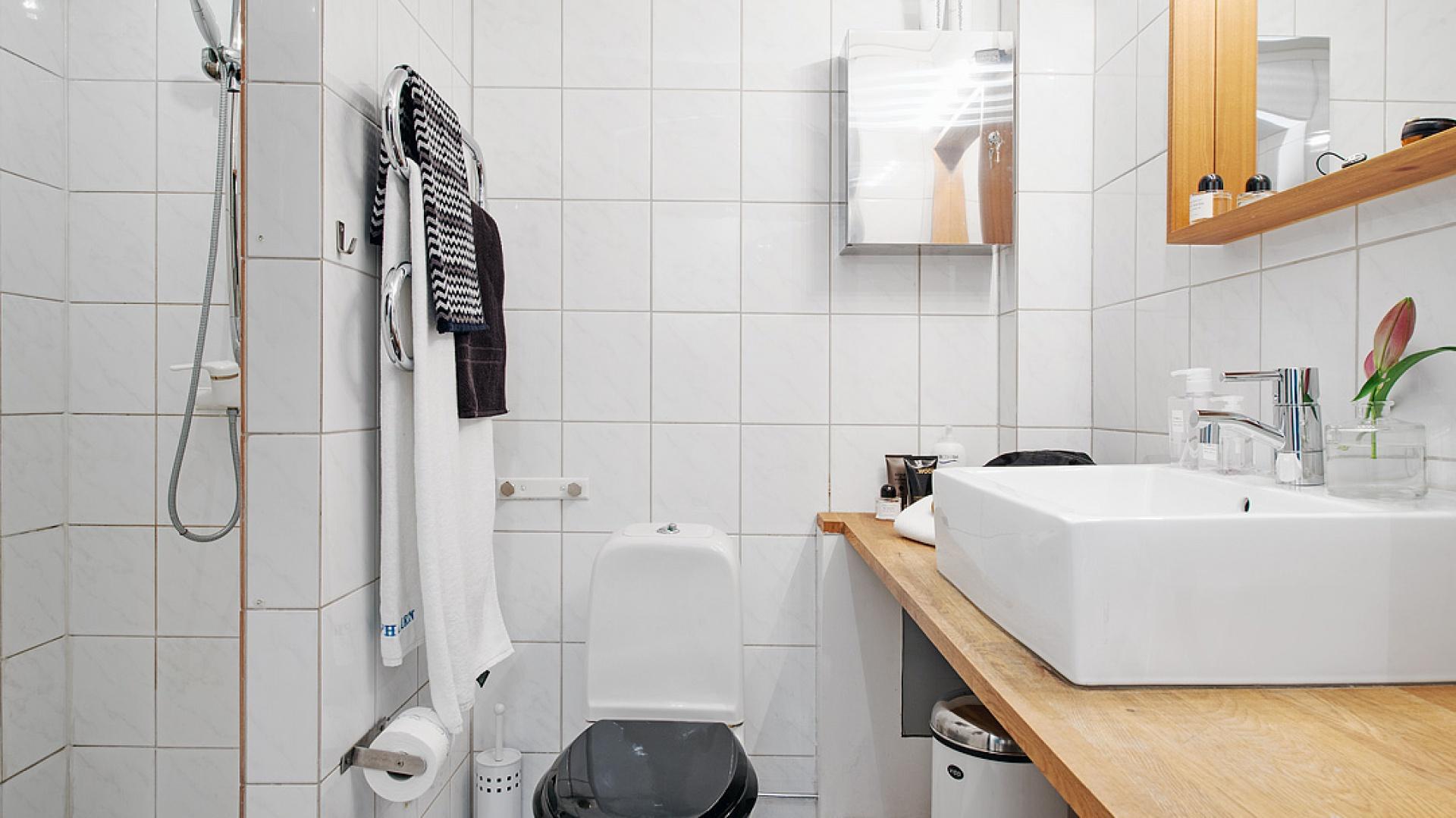 łazienka Ocieplona Drewnem Tak Ją Urządzisz