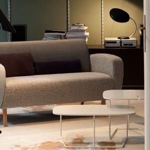 Sofa TeddyBear zaprojektowana przez Mikołaja Wierszyłłowskiego dla marki Noti.