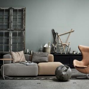 Egg Chair zaprojektowany wiele lat temu przez Arne Jacobsena do dziś stanowi obiekt pożądania. Fot. Squarespace.