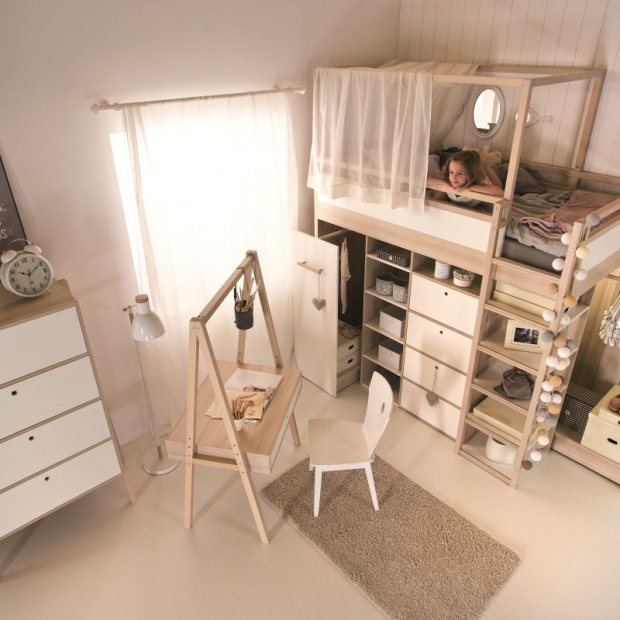 Pokój dziecka – dobrze urządzona mała przestrzeń