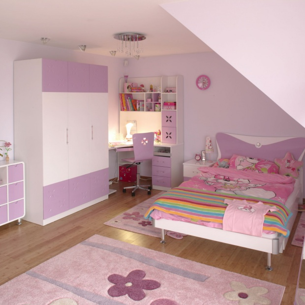 Piękny pokój dziewczynki. Tak możesz go urządzić