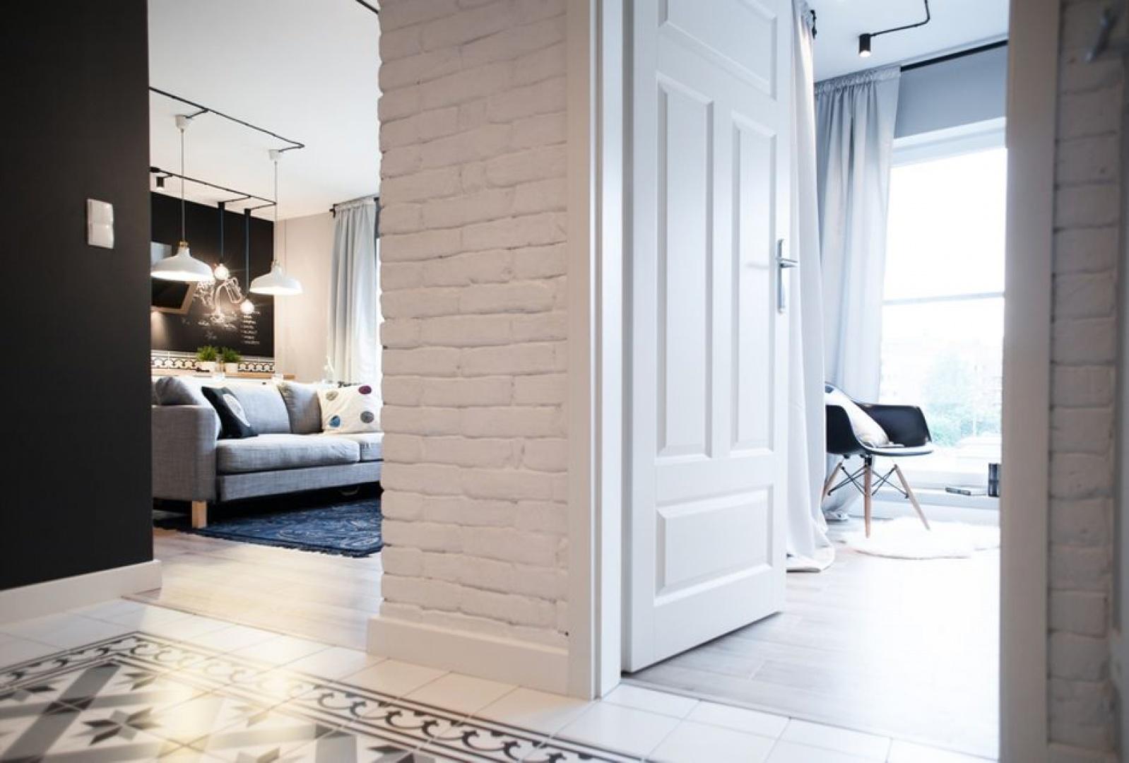 Przedpokój W Małym Mieszkaniu Pomysły Z Polskich Domów