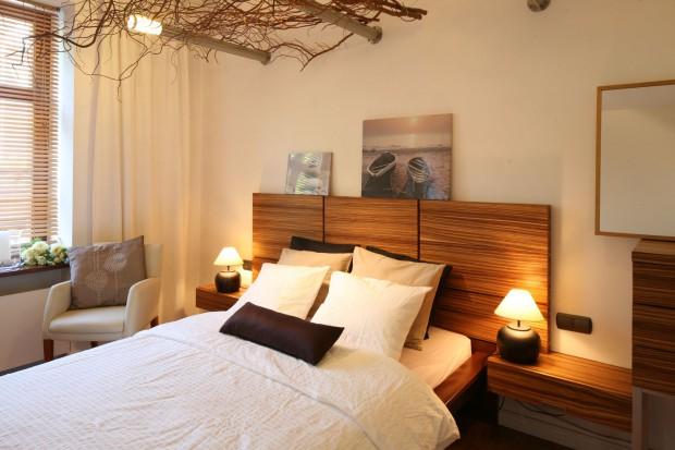 Piękna, ciepła sypialnia. Zobacz wnętrza w beżach i brązach