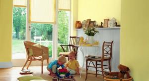 Chcesz pomóc dziecku w nauce? Wprowadź do jego otoczenia elementy w radosnym, żółtym kolorze.