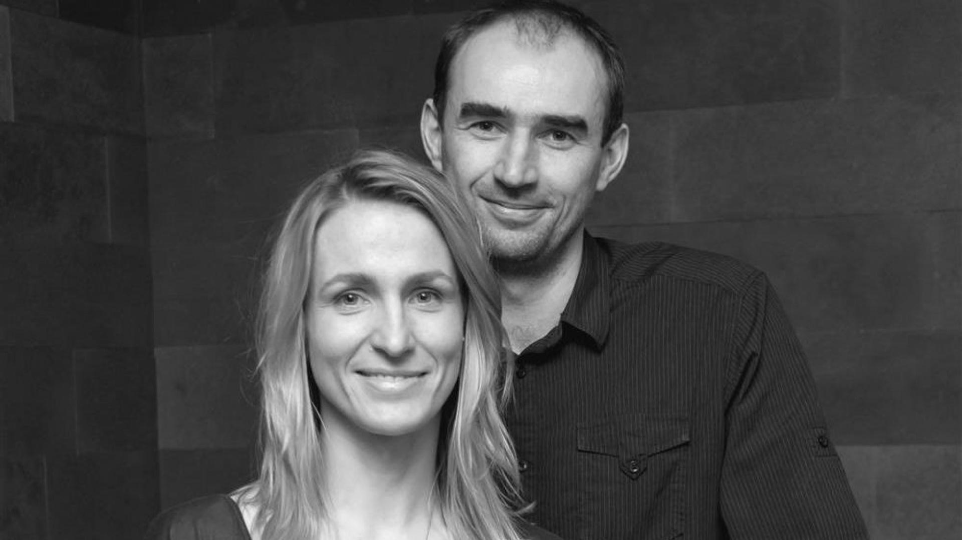Monika i Adam Bronikowscy z HOLA DESIGN. Fot. Archiwum