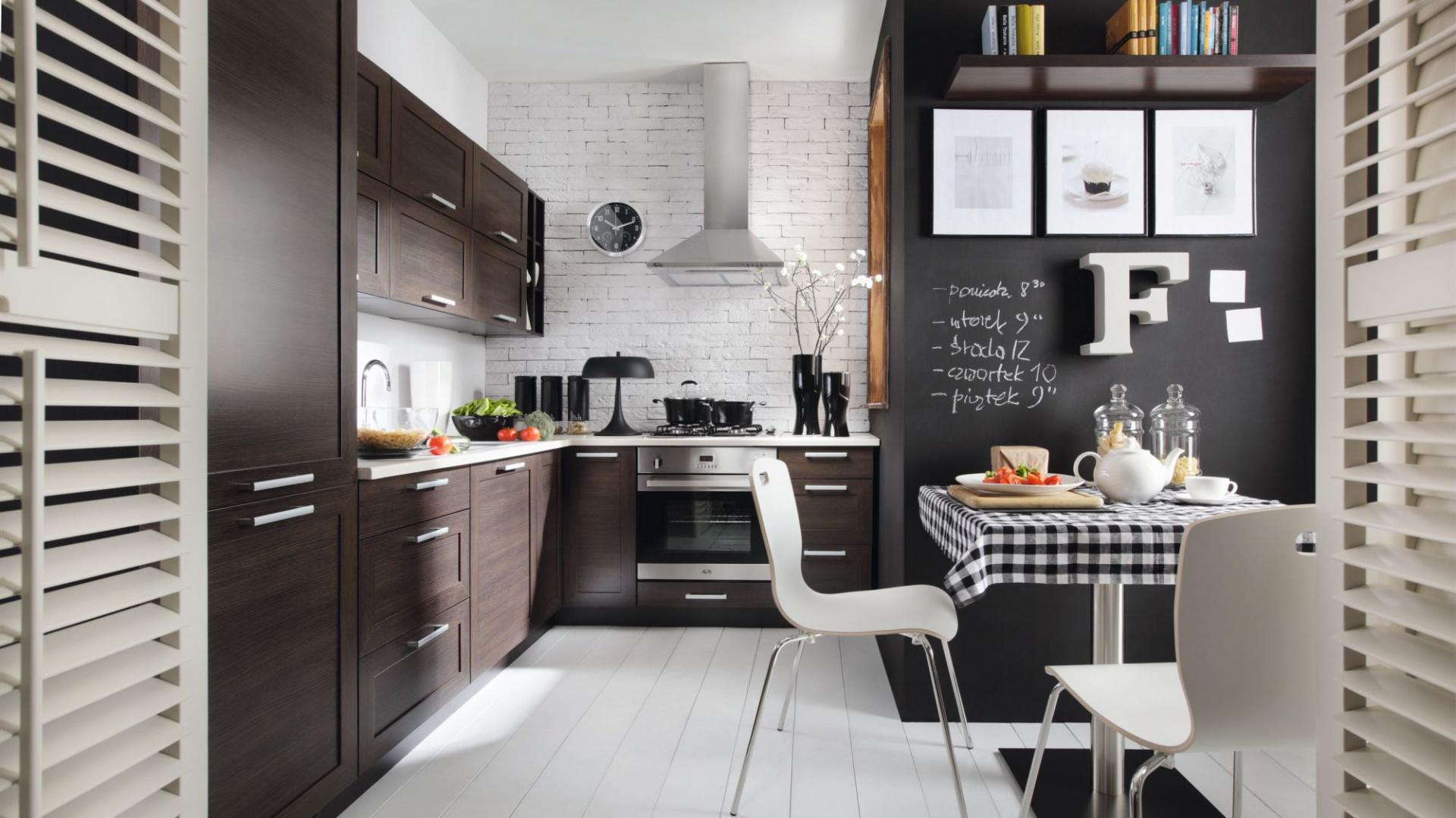 15 Pomyslow Na Kuchnie W Kolorze Drewna