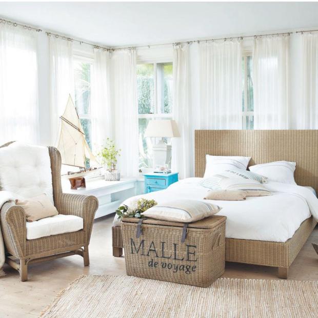 Jasna sypialnia. 15 sprawdzonych pomysłów na piękne wnętrze