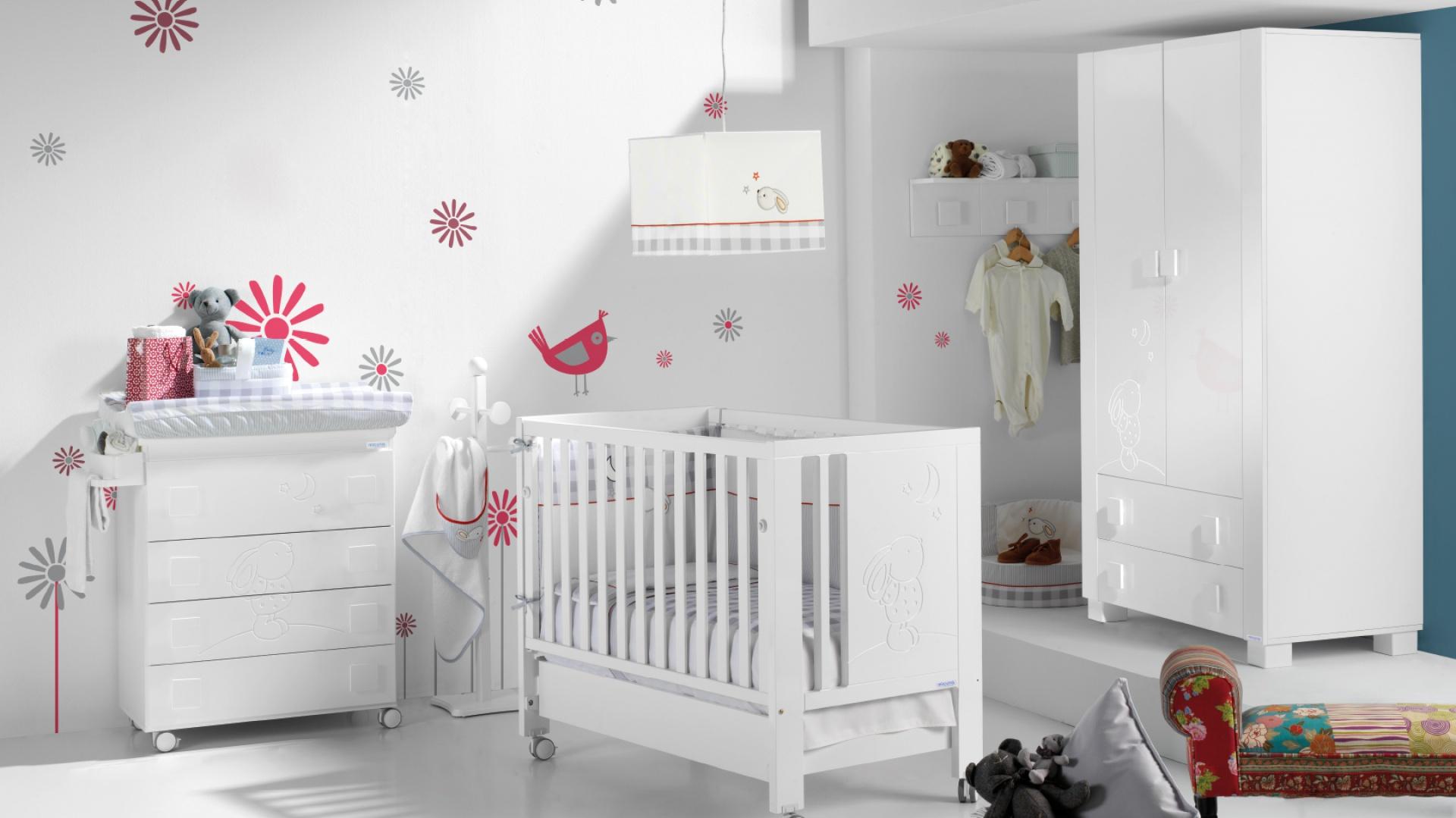 Pokój Małego Dziecka Piękne Wnętrza Dla Niemowlaków