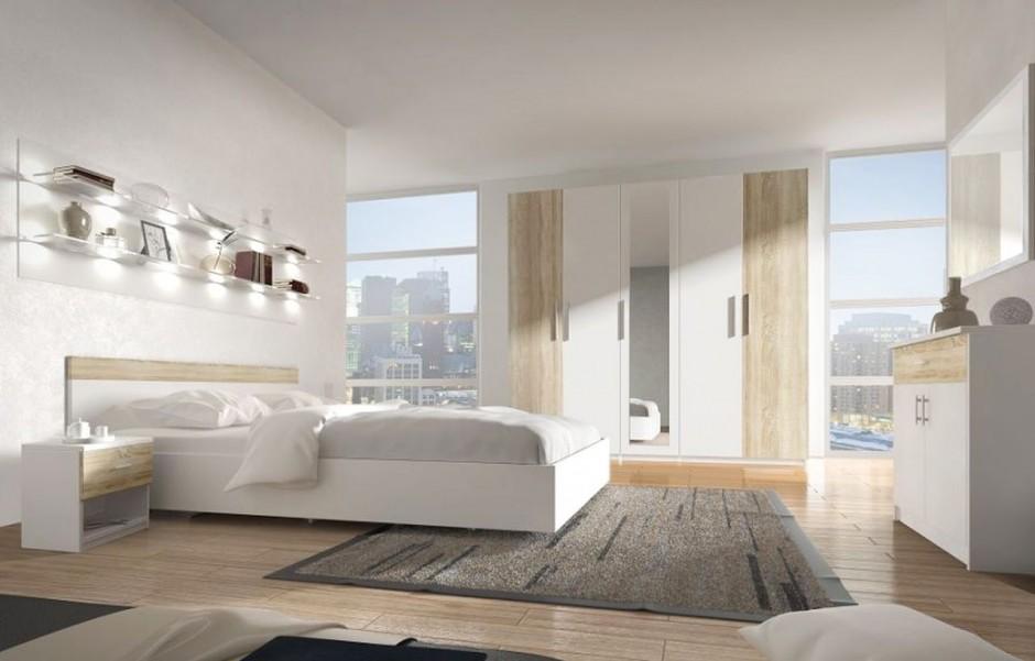 Bardzo nowoczesna sypialnia...  Meble do sypialni - propozycje do 2 tysięcy złotych  Strona: 2