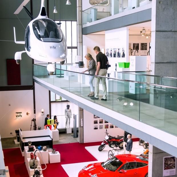 Poznaj historię designu - wystawa z okazji 60-lecia Red Dot
