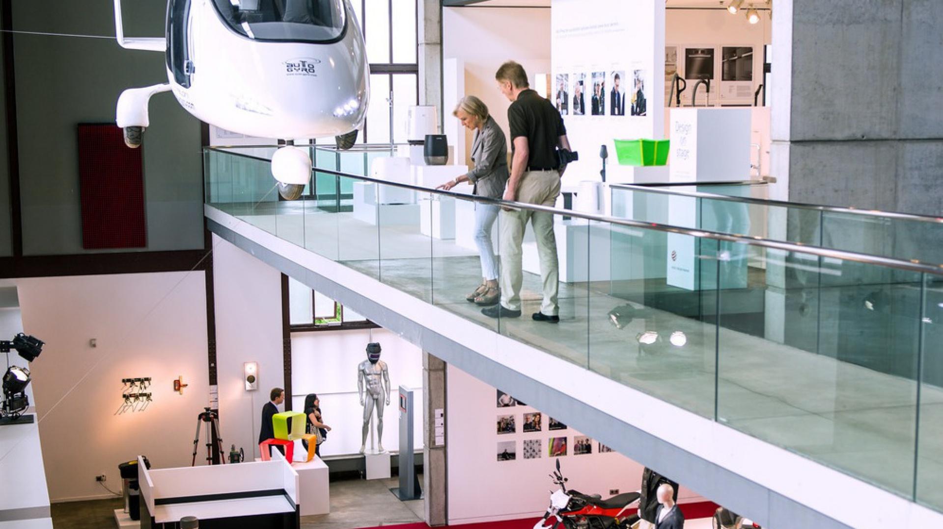 Muzeum Red Dot Design od środka. To tutaj zobaczyć można aż 2000 produktów, które zostały docenione za ich wzornictwo. Fot. Red Dot Design Museum/Ruhr Museum.