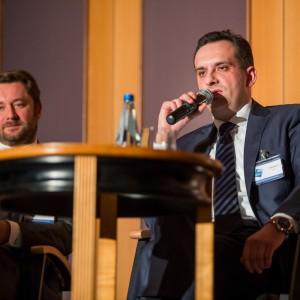 Rafał Kłobucki mówił m.in. o możliwościach ubezpieczenia transakcji zagranicznych.