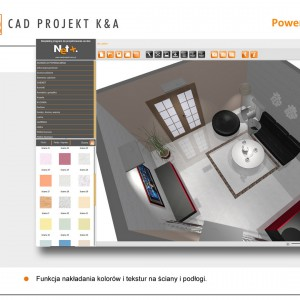 Power NET+ 2012 - widok z programu. Fot. CAD Projekt.