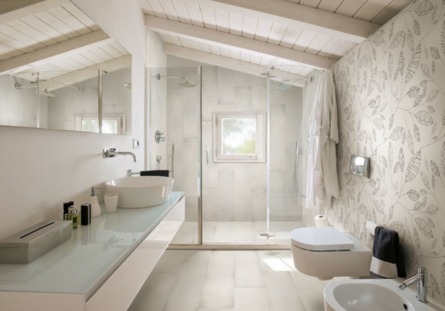 Białe Płytki Do łazienki 12 Nowych Kolekcji Galeria