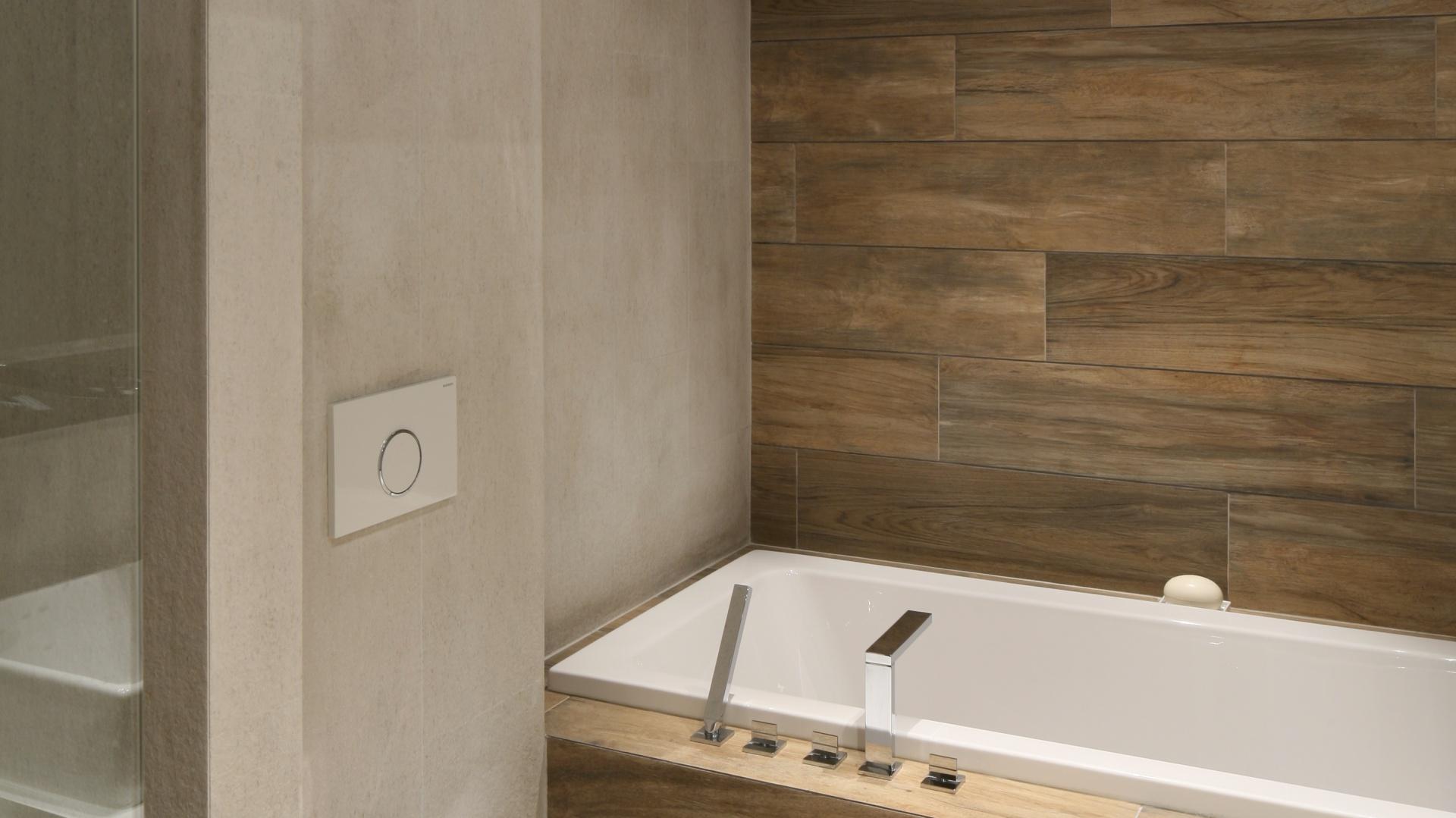 Mała łazienka Zobacz Gdzie Ustawić Wannę