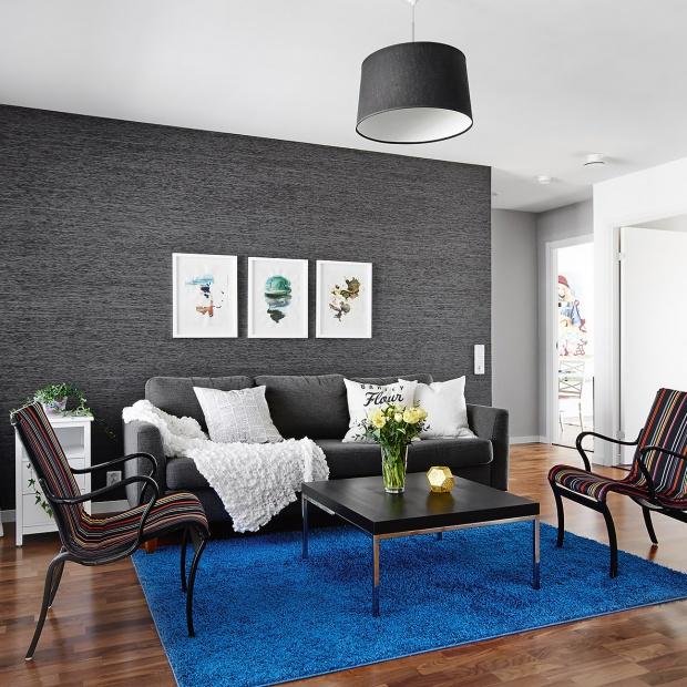 Pomysł na mieszkanie w stylu skandynawskim