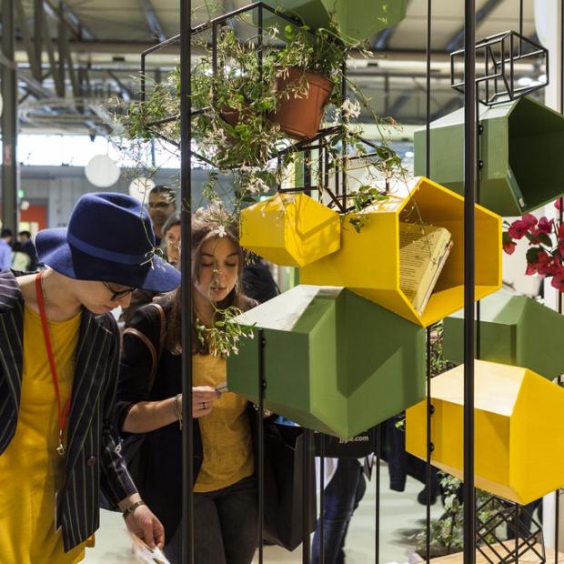 Design wprost z Targów w Mediolanie – fotorelacja