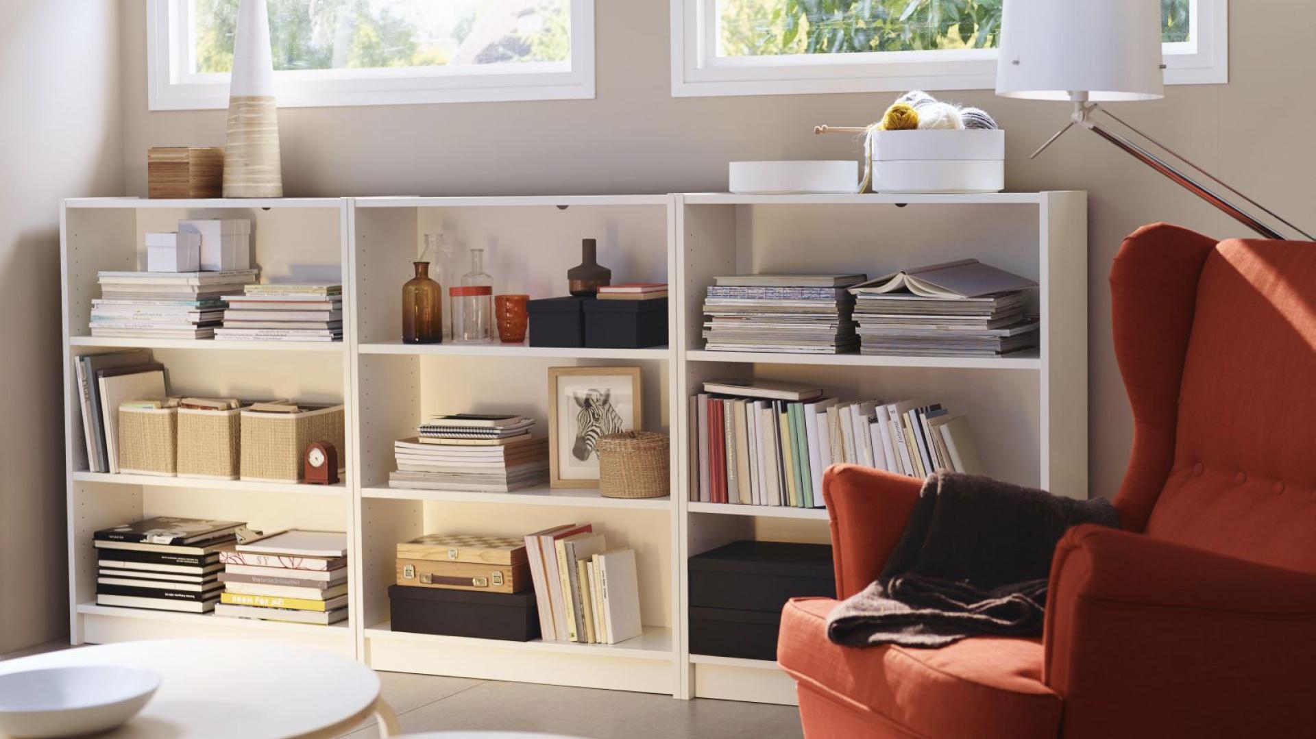 Jak Przechowywać Książki Praktyczne Pomysły Producentów