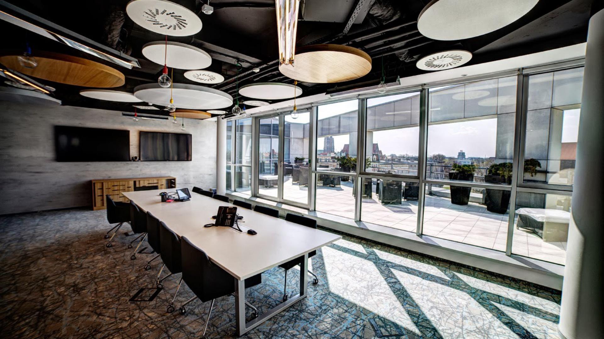 Wrocławska siedziba firmy Google. Fot. materiały prasowe Google