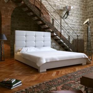 Łóżko VERA Maxi oferowane przez salon Eccelent. Fot. Mega Meble.