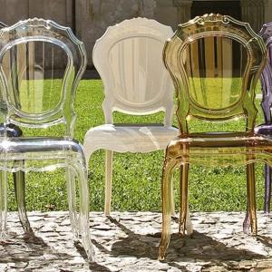 Krzesła BELLO EPOQUE oferowane przez firmę Rad-Pol. Fot. Mega Meble.