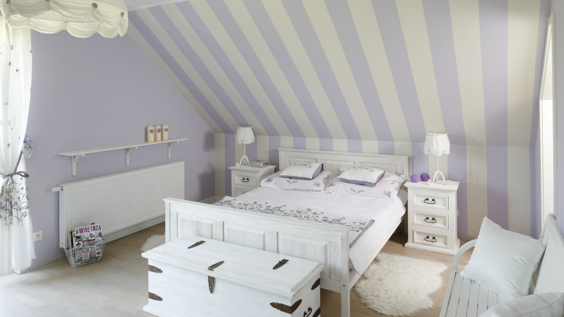 Piękna Sypialnia Pomysły Architektów Na Jasne Wnętrze