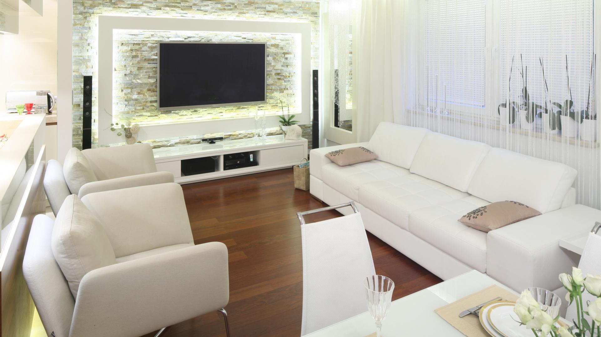 Jak Urządzić Mały Salon Z Aneksem 20 Inspiracji Z Polskich Domów