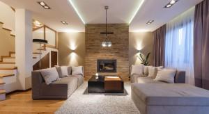 Założeniem projektu było stworzenie komfortowej przestrzeni życiowej dla czwórki domowników. Małżeństwo z dwójką dzieci miało bardzo sprecyzowane wymagania.