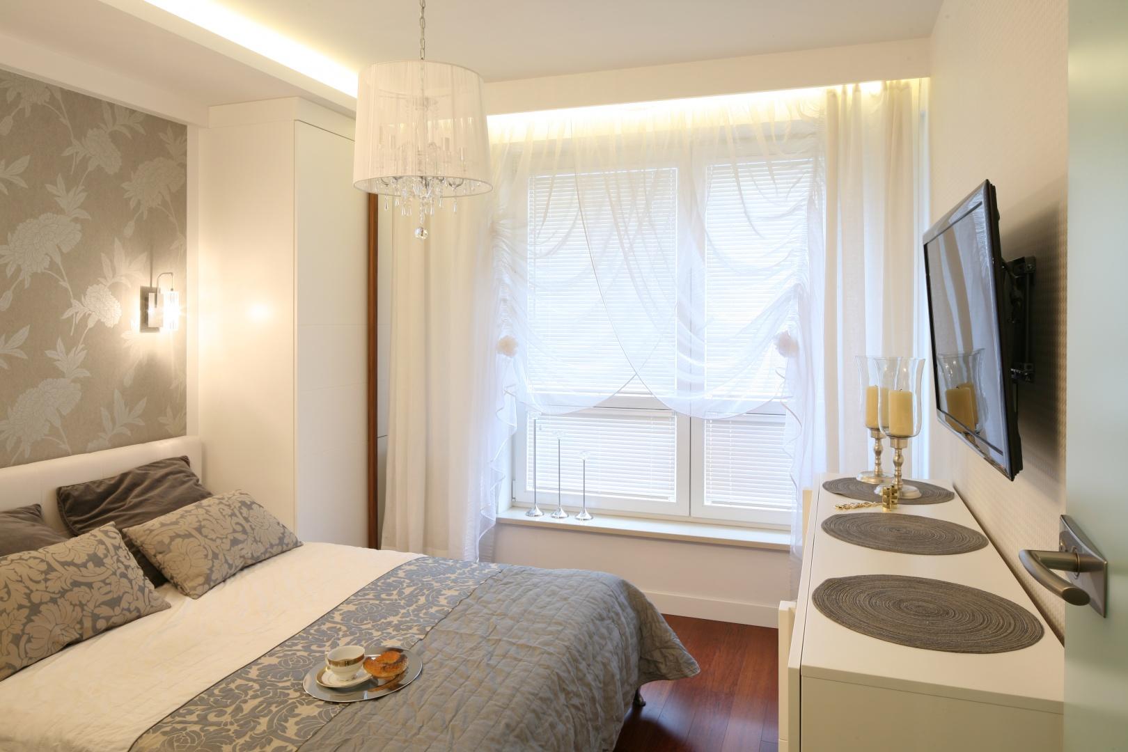 Oświetlenie W Sypialni Piękne Lampy Z Polskich Domów