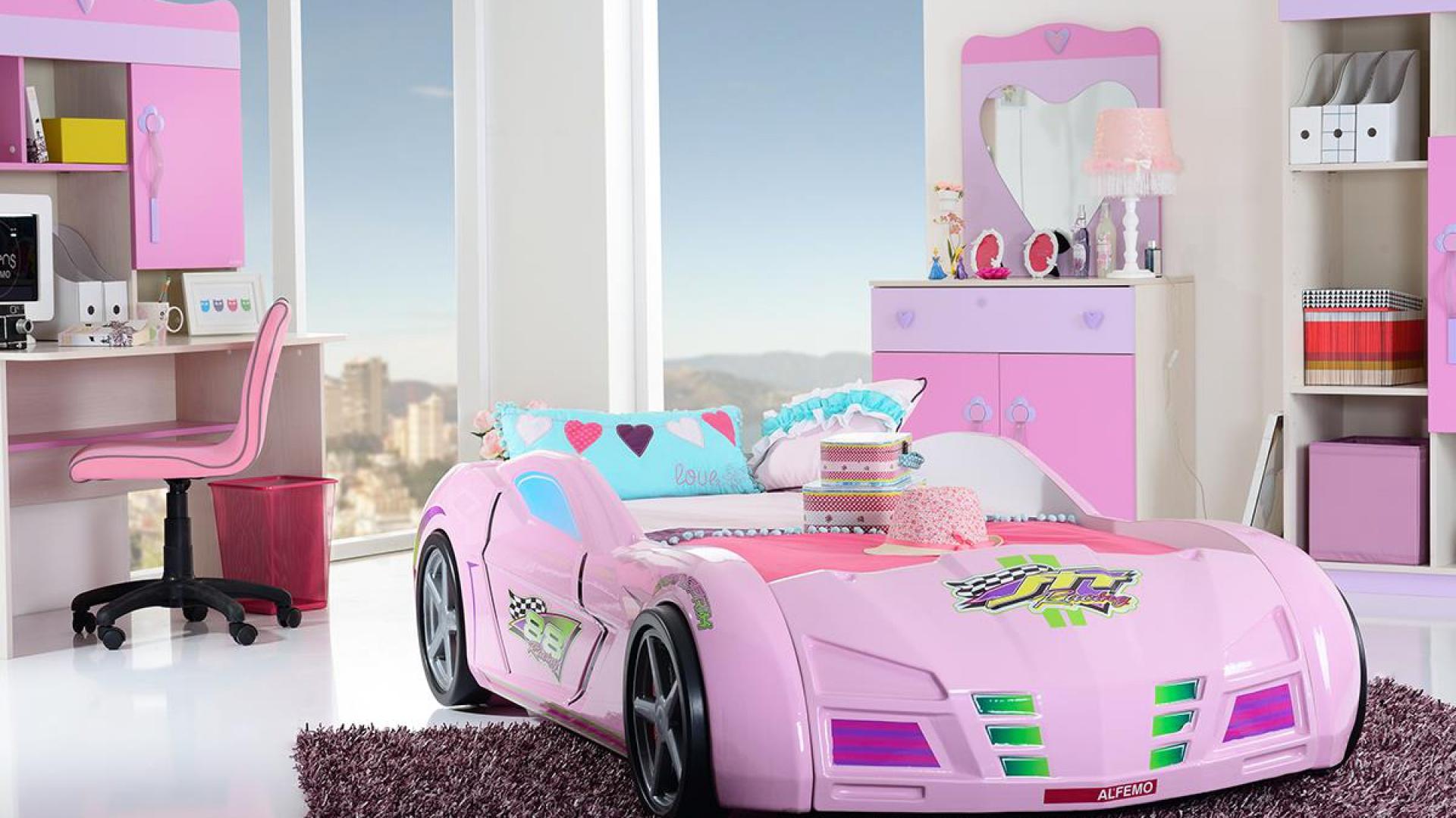 Pokój Małej Dziewczynki śliczne Zdjęcia