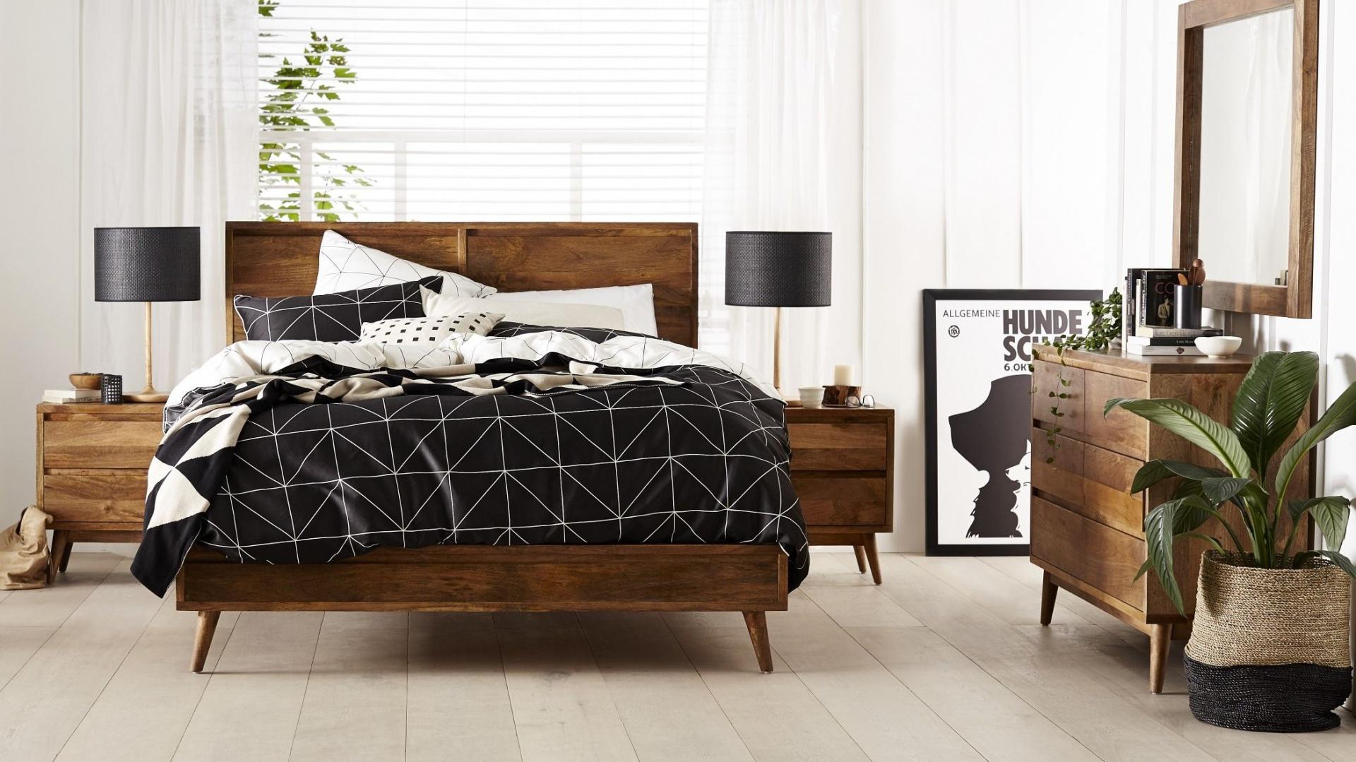 Ciepła Sypialnia Tak Możesz Wykorzystać Drewno