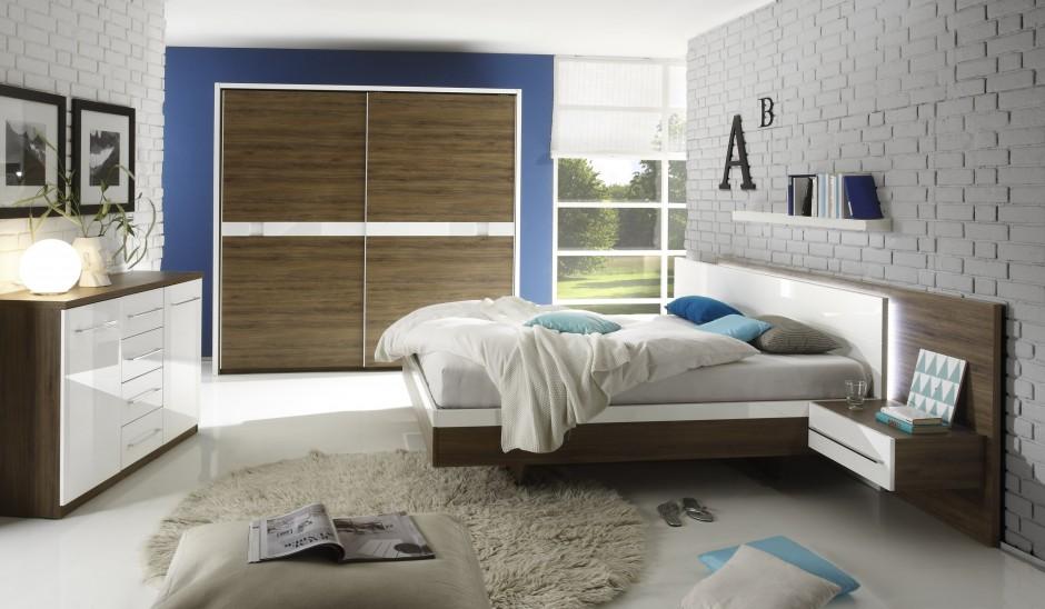 Sypialnia Zoe to propozycja...  Ciepła sypialnia. Tak możesz wykorzystać drewno  Strona: 3