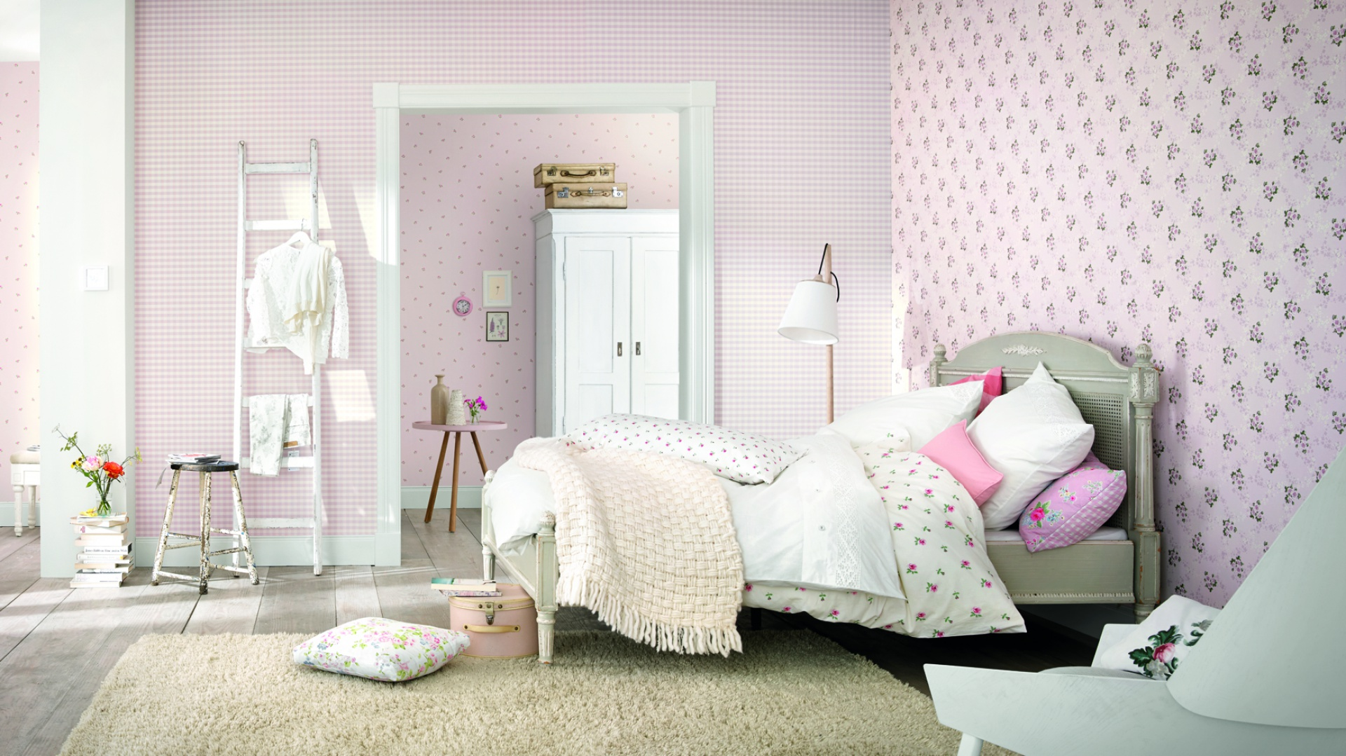 Piękna Sypialnia Tak Ozdobisz Ją Kwiatami