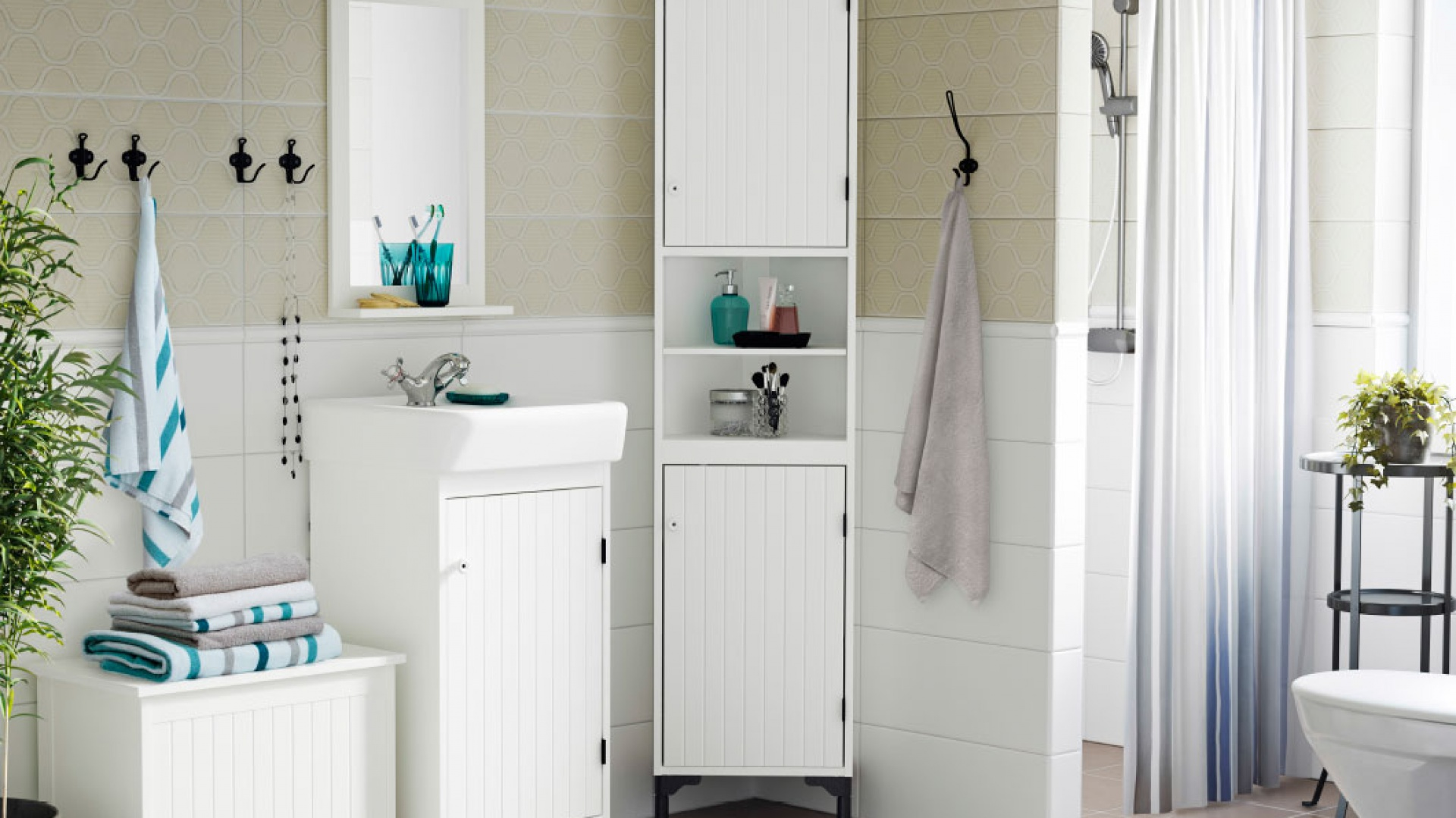 Białe Meble Do łazienki Najnowsze Propozycje