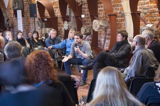 Spotkanie odbyło się 13 maja w Muzeum Architektury we Wrocławiu. Głównym tematem były małe formy architektoniczne, które jak się okazuje, mają duże znaczenie dla mieszkańców miast.