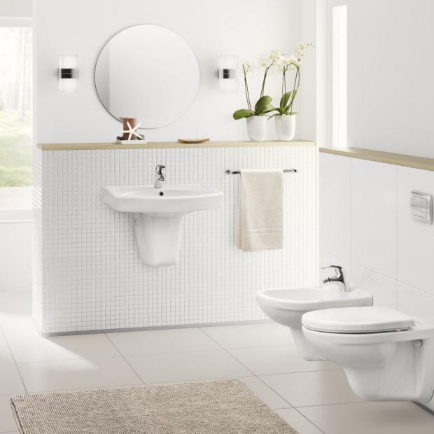 Modna łazienka. Wybieramy nowoczesną ceramikę sanitarną