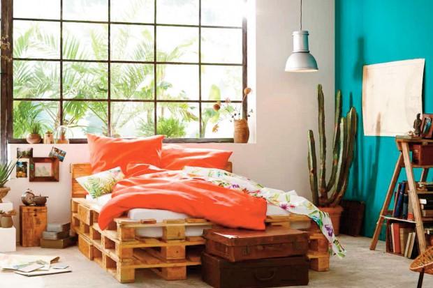 Kolor w sypialni: znajdź swoją inspirację