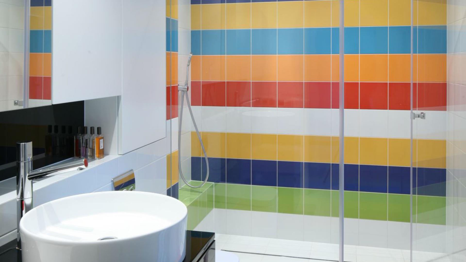 Kolor W łazience Piękne Aranżacje Z Polskich Domów