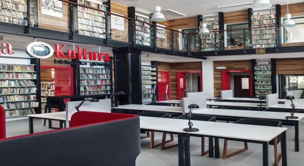 Miejska Biblioteka w Rumi - gratka dla fanów książek