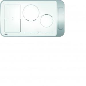 Płyta indukcyjna Sinos posiada również w system, który sam rozpoznaje obecności naczynia, zabezpieczenie przed przegrzaniem, blokadę przed dziećmi oraz wyłącznik bezpieczeństwa i elektroniczny wyłącznik czasowy. Fot. Franke.