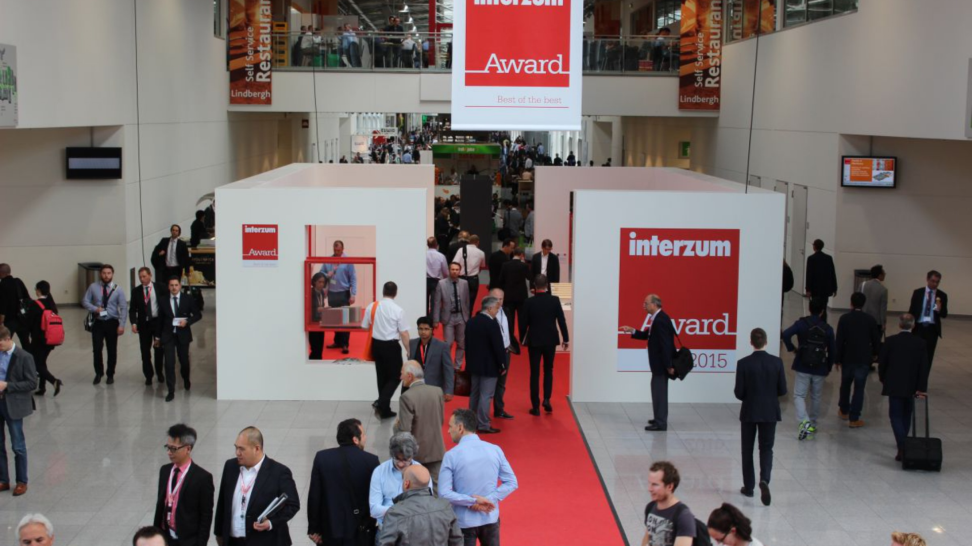Rozstrzygnięto konkurs interzum award: intelligent material & design 2015. Fot. Mariusz Golak