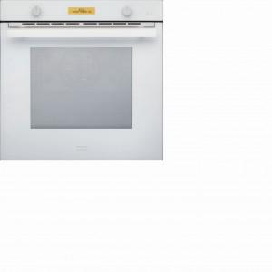 Piekarnik CR 981 M WH M DCT w modnym, białym kolorze wyposażony w funkcję Kompletne Menu. Fot. Franke.