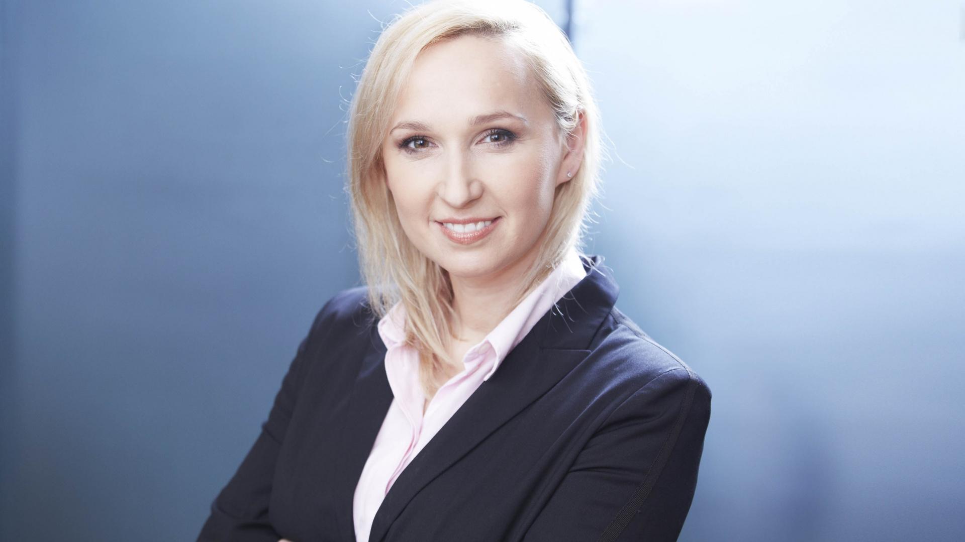 Joanna Dec-Galuk, dyrektor marketingu firmy Roca Polska. Fot. Roca