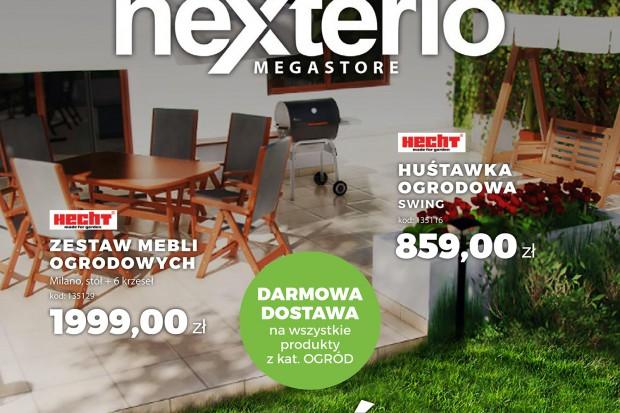 Nexterio: aktualna gazetka promocyjna