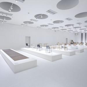 W ramach tegorocznego Milan Design Week, zorganizowana została wystawa nendo works 2014-2015, na której pokazano wszystkie projekty studia, zgromadzone w tym przedziale czasowym. Fot. Takumi Ota.