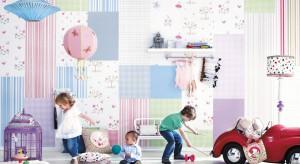 Kolorowa, efektownie ozdobiona ściana sprawi, że pokój dziecka stanie się oryginalny i wesoły. Zobaczcie najciekawsze propozycje dekoracji ścian.