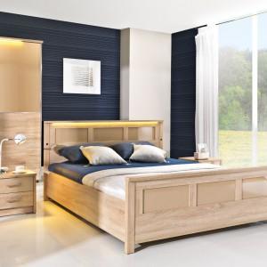 Piękny design oraz perfekcyjne wykonanie to dominujące cechy systemu Cremona marki Stolwit Meble. Bogata paleta możliwych konfiguracji powoduje, że poszczególne elementy systemu płynnie łączą się w doskonałe zestawienia. Fot. Stolwit Meble.
